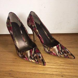 Nine West Multicolored Heels
